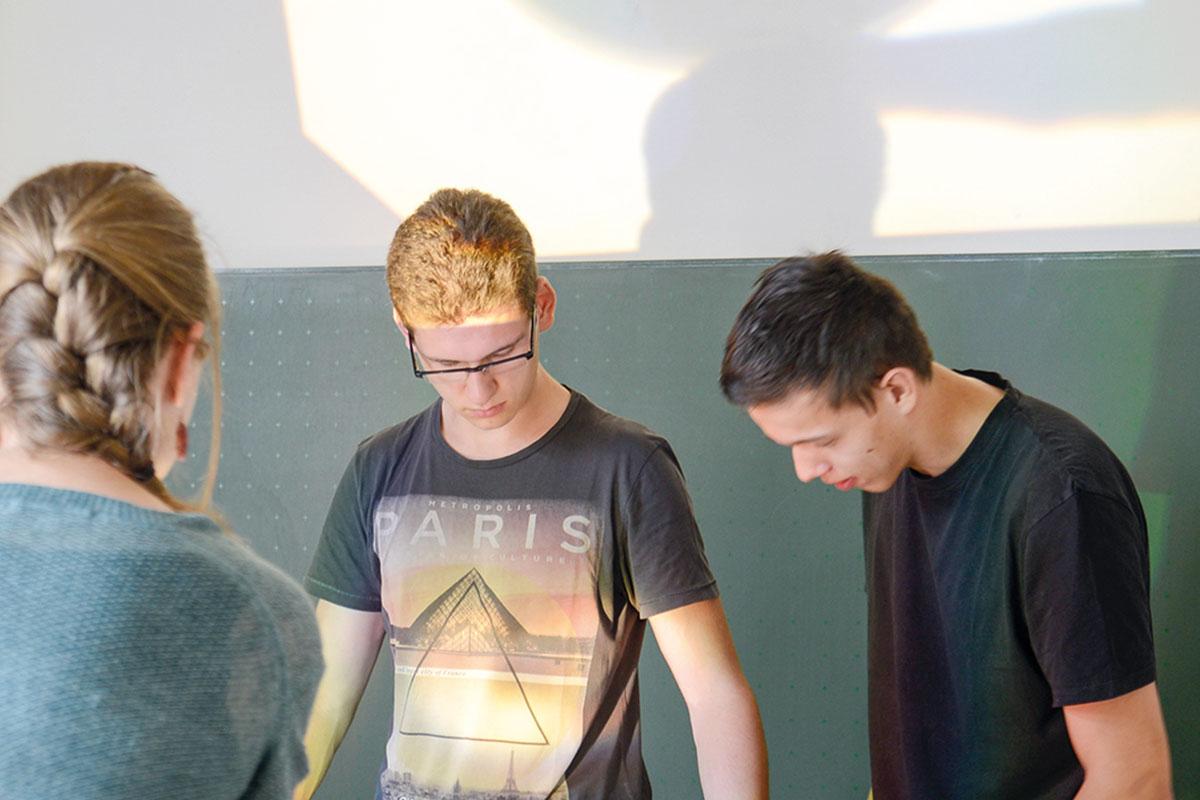 Fachabitur und Abitur an der Max-Taut-Schule