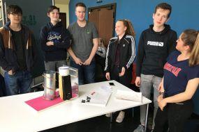 Die TuM-Projektwoche der Max-Taut-Schule