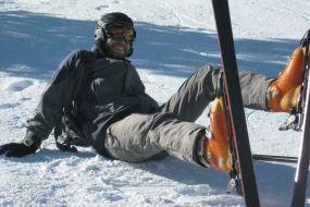 Skifahrt der Max-Taut-Schule
