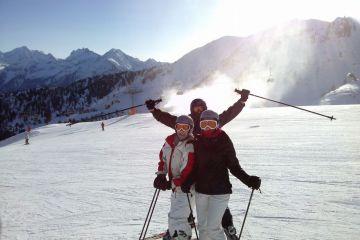 Ski-Fahrt nach Südtirol