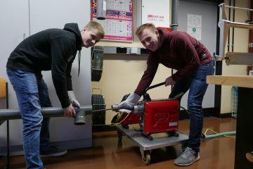 Max-Taut-Schule Umwelttechnische Berufe Rohrreinigung