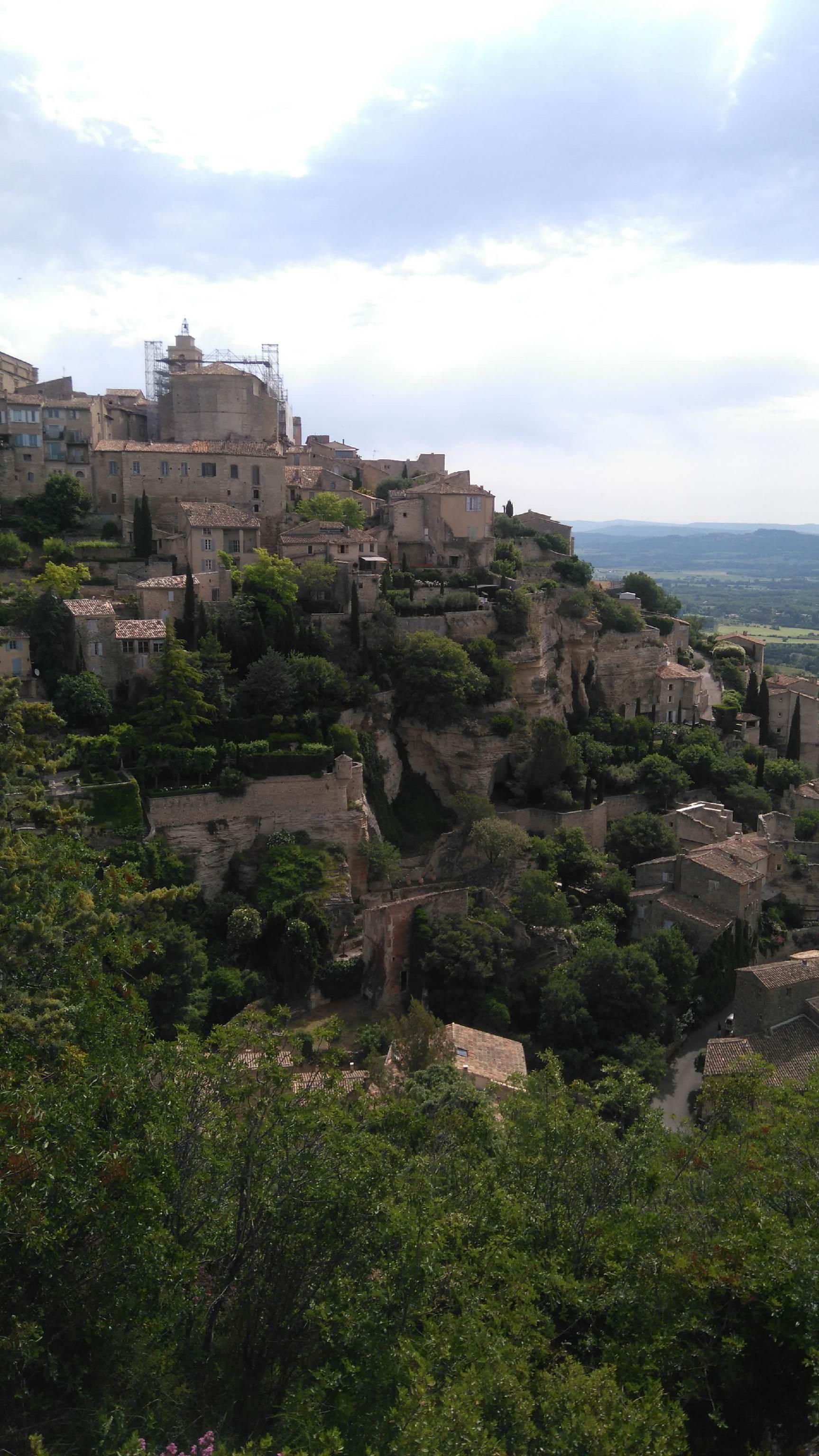 Projekt: Schüleraustausch mit Arles (Südfrankreich)