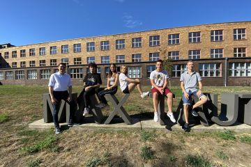 Max-Taut-Schule gewinnt beim internationalen Schülerwettbewerb zur politischen Bildung