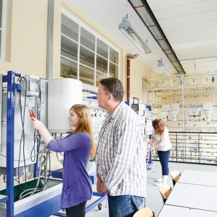 Anlagenmechaniker/-in für Sanitär-, Heizungs- und Klimatechnik an der Max-Taut-Schule