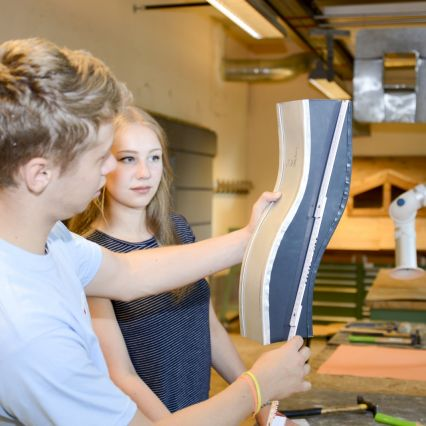 Ausbildung zum Klempner an der Max-Taut-Schule